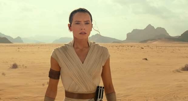 Опубликован первый трейлер нового эпизода «Звездных войн»