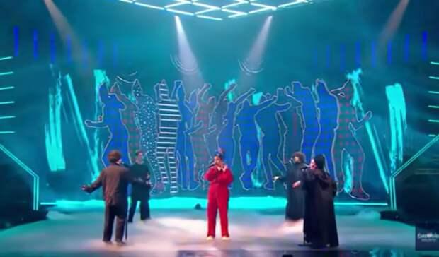 Участники Евровидения высказались ороссийской песне