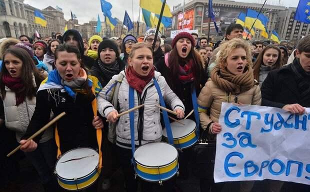 Светлый путь в ЕС завершается для Украины на глобальной помойке. Ростислав Ищенко