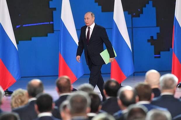 Путин: палестино-израильский конфликт напрямую касается безопасности России
