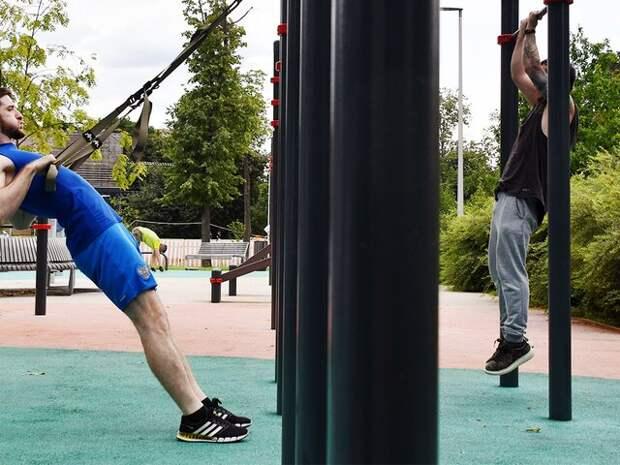 Где заняться спортом на свежем воздухе в Москве и как сделать это безопасно