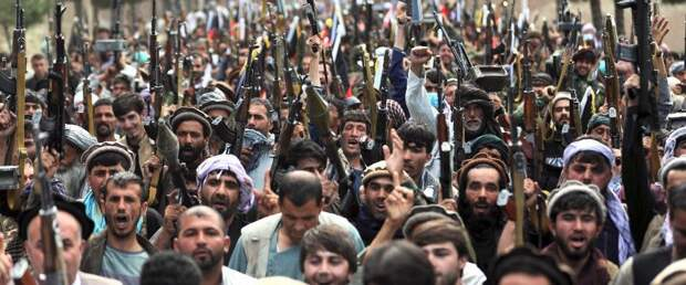 США и ЕС призвали «Талибан» прекратить наступление в Афганистане
