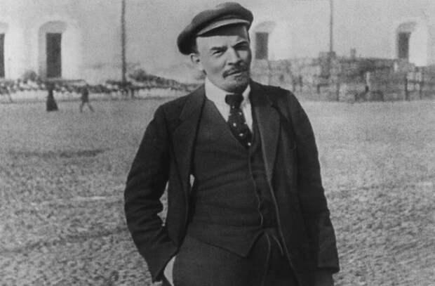 Что хотел сделать Ленин, когда устроил революцию