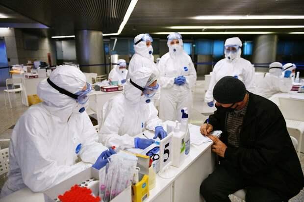 В России на 3 мая от коронавируса вылечены ещё 1626 человек