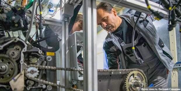 Собянин открыл испытательный комплекс электрооборудования / Фото: Е.Самарин, mos.ru