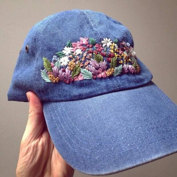 Весенние кепки (подборка)