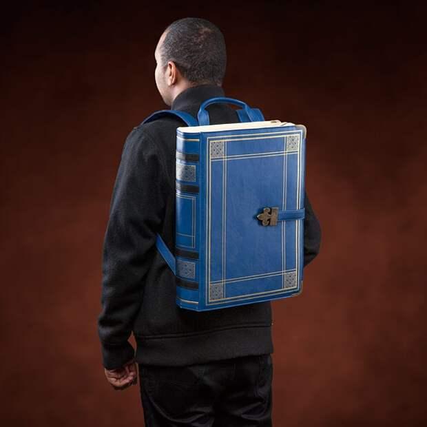 Рюкзак-книга