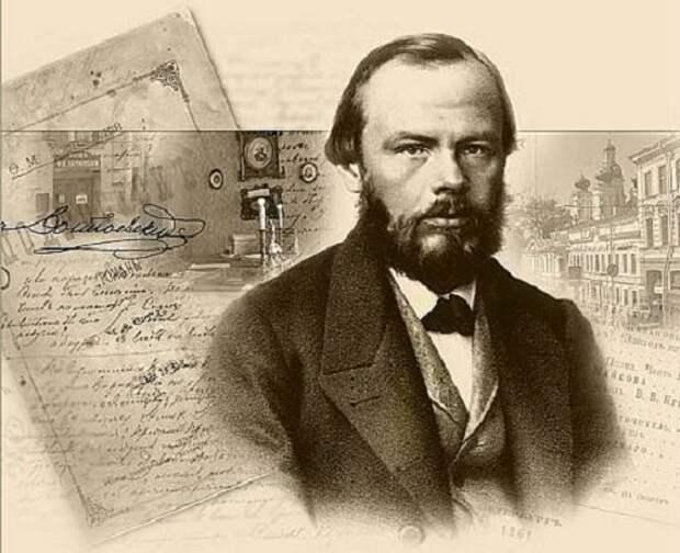 Достоевский на спиритическом сеансе