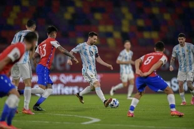Кубок Америки: Парагвай обыграл Боливию, Аргентина и Чили сыграли вничью