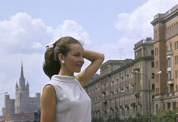 Когда Барбара Брыльска впервые появилась перед советским зрителем