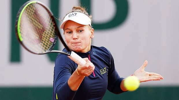 Кудерметова в упорной борьбе проиграла Квитовой в 3-м круге турнира в Мадриде