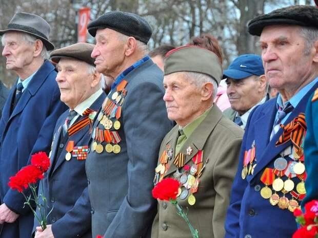 День Победы – один из великих праздников