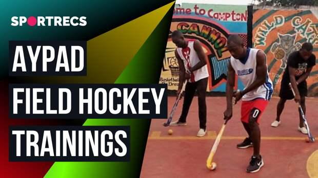 AYPAD field hockey trainings