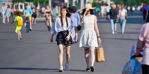 Врач: Жаркая погода провоцирует рост смертности в Москве