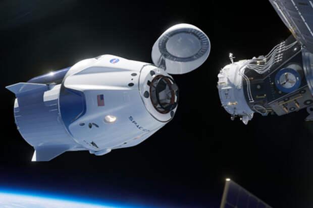 Названа дата полета Crew Dragon с астронавтами к МКС