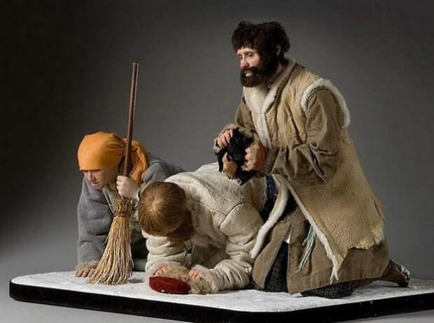 Кабальное холопство на Руси в XVI веке