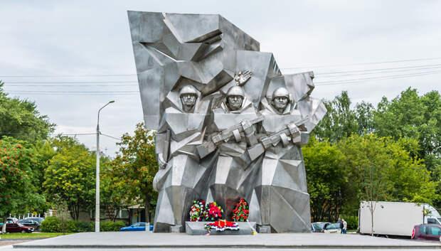 Цветы к памятнику Подольским курсантам возложат 5 октября