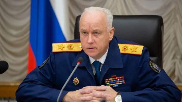 Бастрыкин посетил Госпиталь для ветеранов войн №2 в Москве
