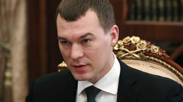 Дегтярев рассказал, как оживить строительный рынок в Хабаровском крае