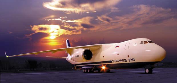 «Туполев» разработает замену транспортникам Ан-12