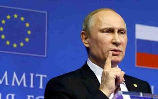 Внешняя политика России изменилась – как Путин поставил на место ЕС