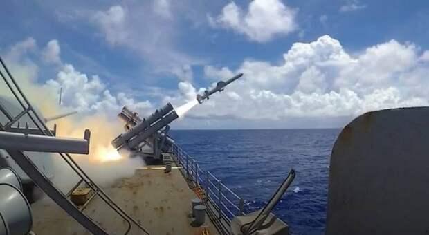 Потеря свыше тысячи ракетных установок: последствия досрочного списания крейсеров в ВМС США
