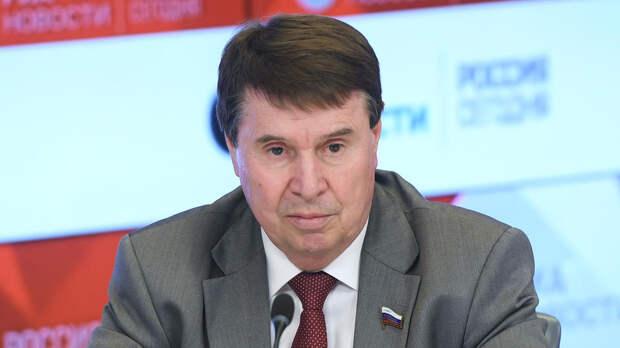 """В Совфеде назвали """"актерским кривлянием"""" предложение Зеленского Путину"""