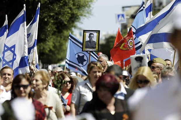 Как проходит День Победы в Израиле