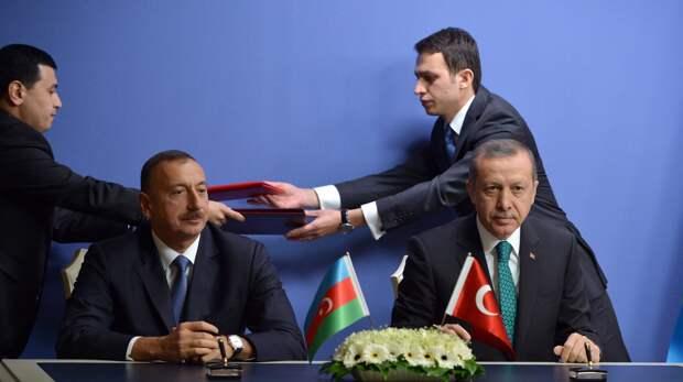 Эрдоган требует место на переговорах по карабахскому урегулированию