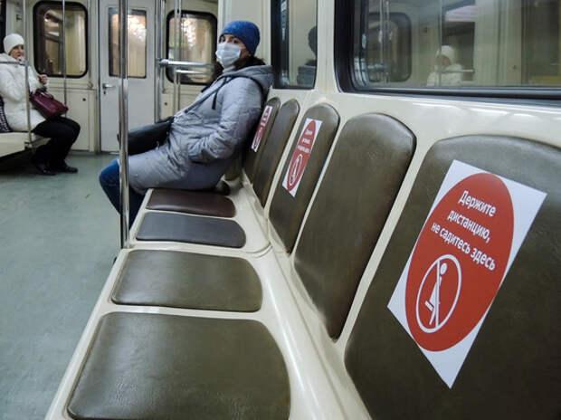 За сутки в России выявлено 8419 случаев коронавируса