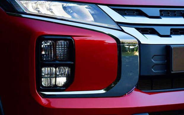 Mitsubishi запатентовала новые Pajero Sport и ASX