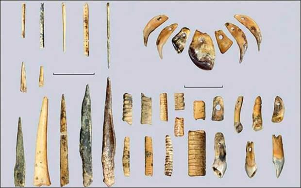 Вымершие денисовцы из Сибири сделали потрясающие украшения. Открыли ли они также Австралию?