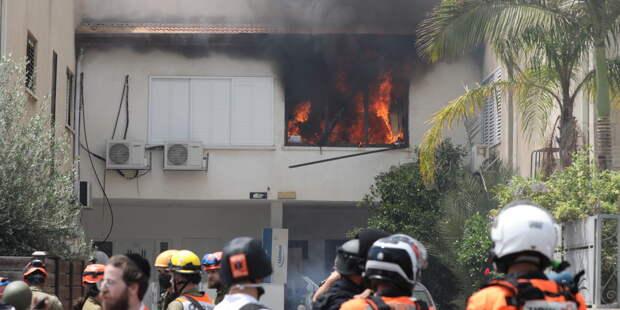 Жертвами израильских авиаударов по сектору Газа стали 28 человек