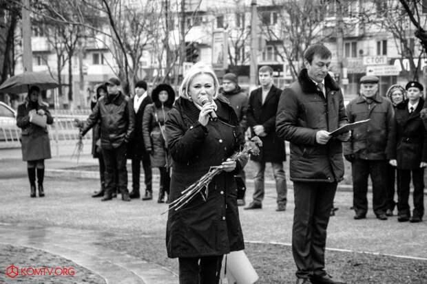 В Симферополе отметили годовщину создания Народного ополчения Крыма 4