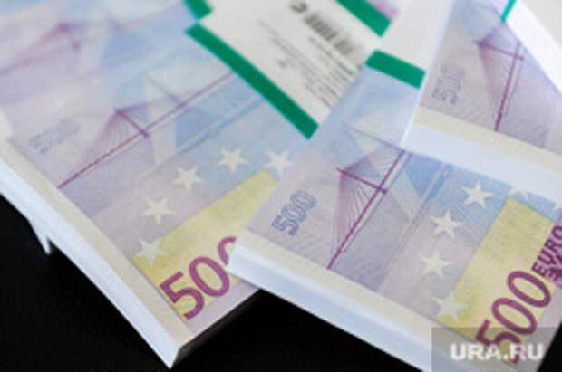 Деньги, валюта, банкноты, рубли, евро. Челябинск, евро, валюта, деньги