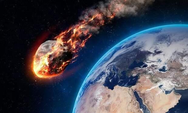 Астероид размером с автобус пролетел между Землей и Луной в ночь на 25 января