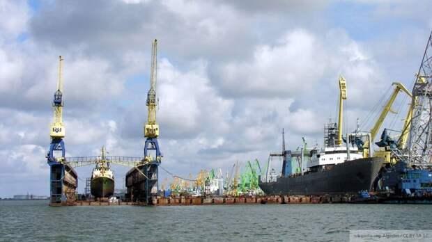 Экономист объяснил катастрофическое положение Клайпедского порта