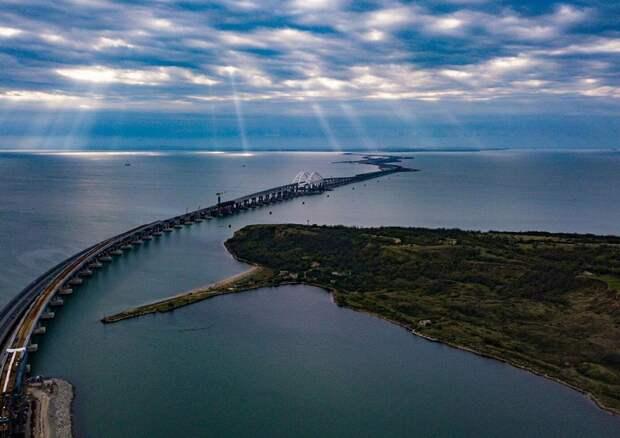 Закрытие ряда районов Черного моря не затронет Керченский пролив