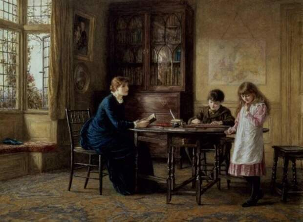 Маленькие женщины – история гувернанток