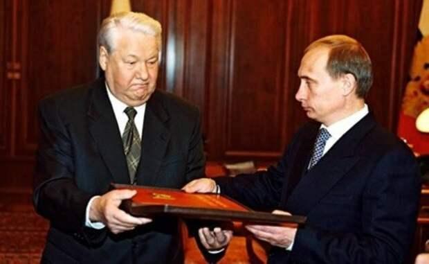 Сколько миллиардеров в России было при Ельцине и сколько стало при Путине