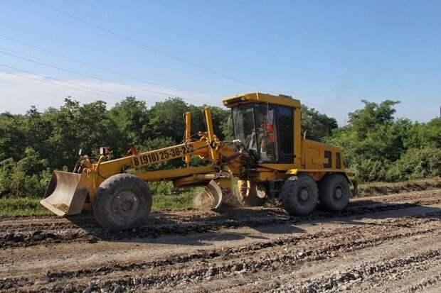 В Краснодаре отремонтировали 15 гравийных дорог