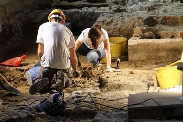 Редкий отпечаток доисторической одежды нашли археологи в Шотландии