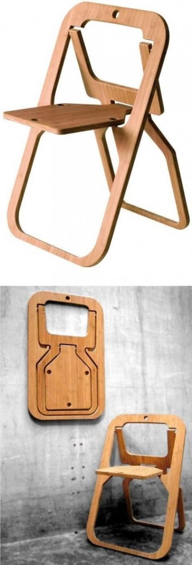 Стульчики и табуретки Фабрика идей, интересное, мебель, полезное, трансформеры, эргономичность