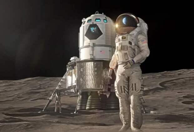 Зачем астронавты NASA полетят на Луну в 2024 году?