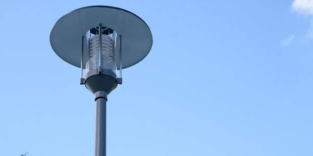В Дмитровском установят более 80 фонарей
