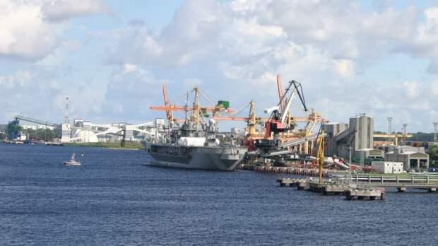 ВМС Латвии получат модернизированные корабли противоминной обороны