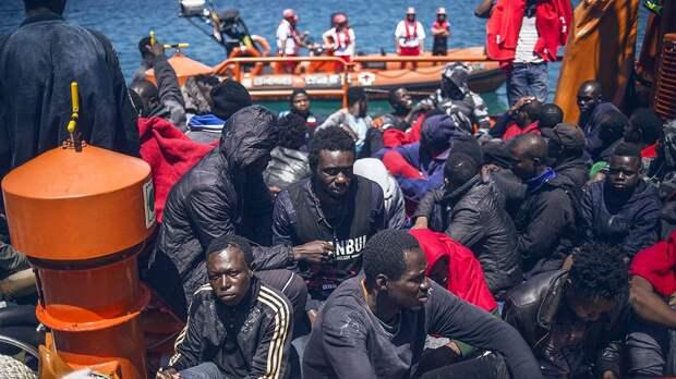 Тунис отказался строить лагеря для мигрантов