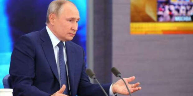 Forbes признал Путина победителем