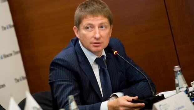 Хромов в понедельник проведет встречу с бизнесом в доме правительства Подмосковья