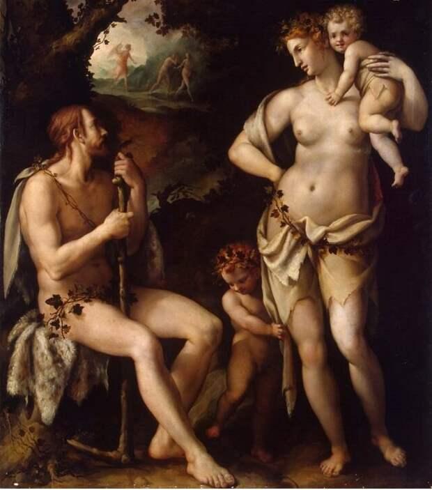 На ком женились дети Адама и Евы, если сами были детьми первых людей?